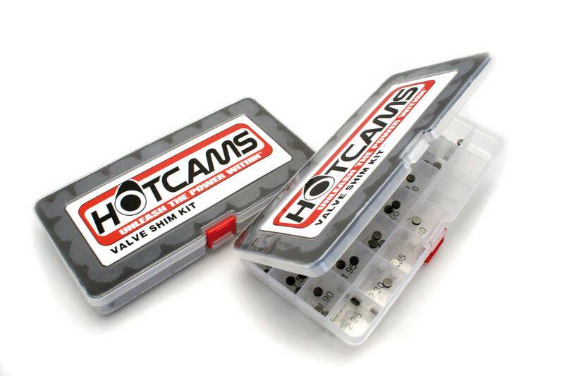 Pastilles de soupape HOT CAMS Ø10,0x1.85 to 3.25mm - jeu de 5