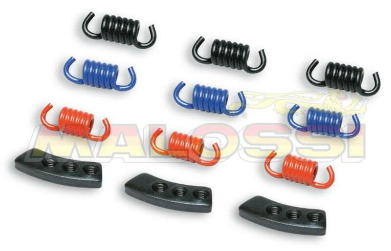 Kit 9 ressorts MHR Malossi pour OEM, Fly et Delta Clutch