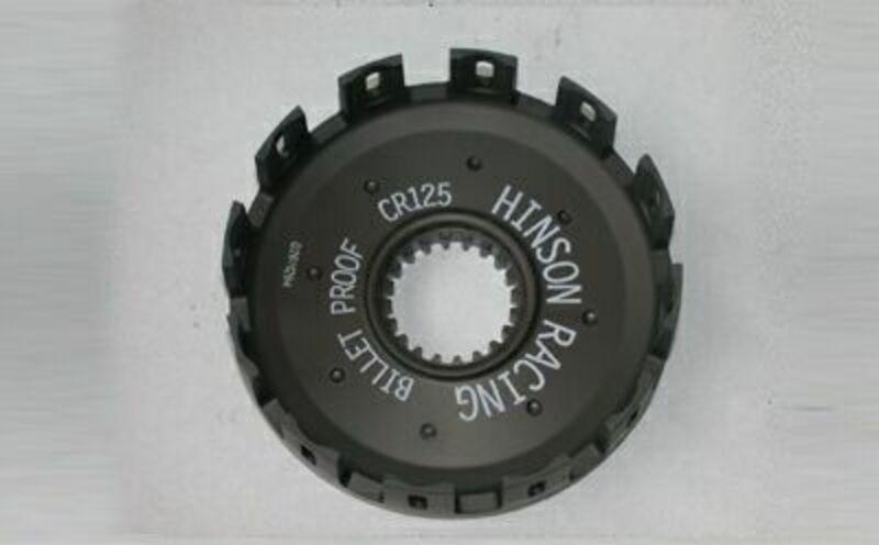 Cloche d'Embrayage HINSON aluminium Honda CR125R