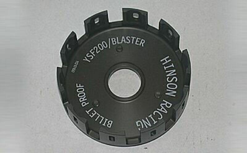 Cloche d'Embrayage HINSON aluminium Yamaha YSF200 Blaster