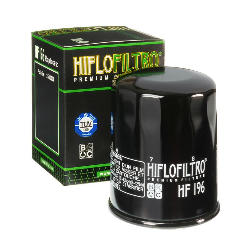 Filtre à huile HIFLOFILTRO - HF196 POLARIS