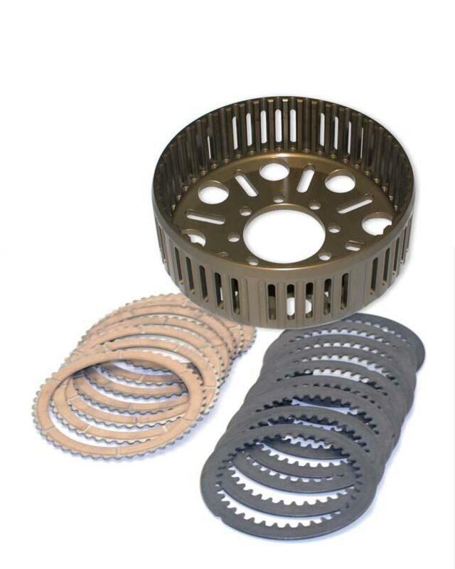 Kit conversion d'embrayage NEWFREN 48 dents - Ducati