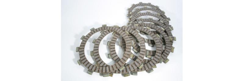 Kit disques garnis NEWFREN - Gas Gas TX200/TXT280
