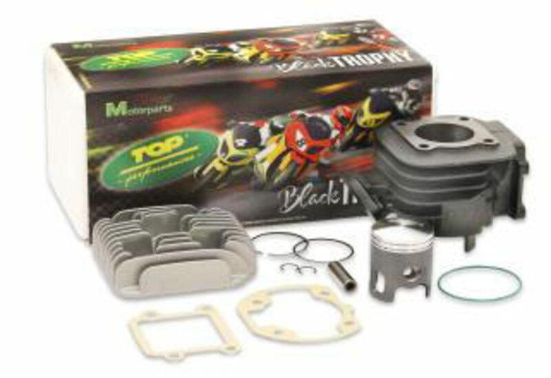Kit cylindre TOP PERFORMANCES Black Trophy - Ø40mm MBK/Yamaha