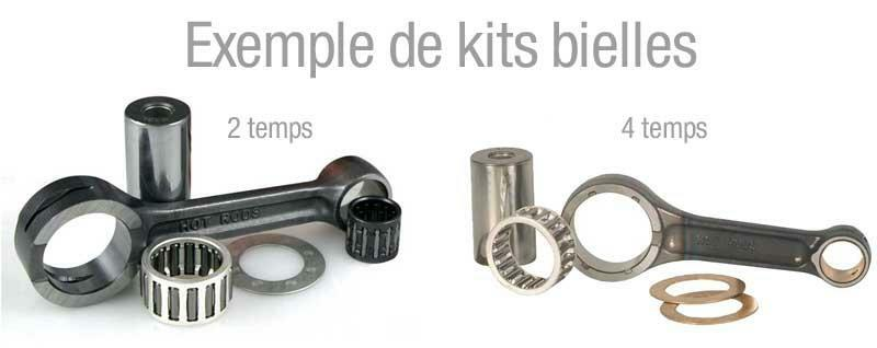 Kit bielle HOT RODS - Seadoo SP/XP650