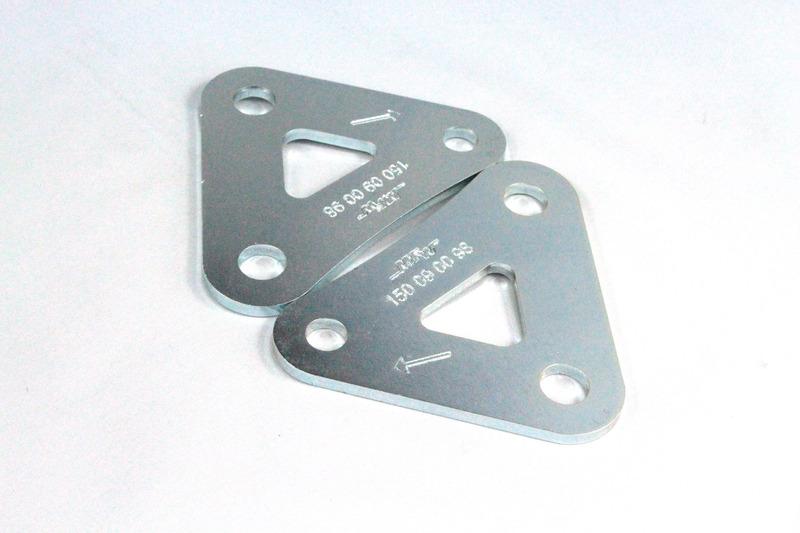 Kit de rabaissement de selle TECNIUM construction 9 Suzuki GSX-S1000/S1000F