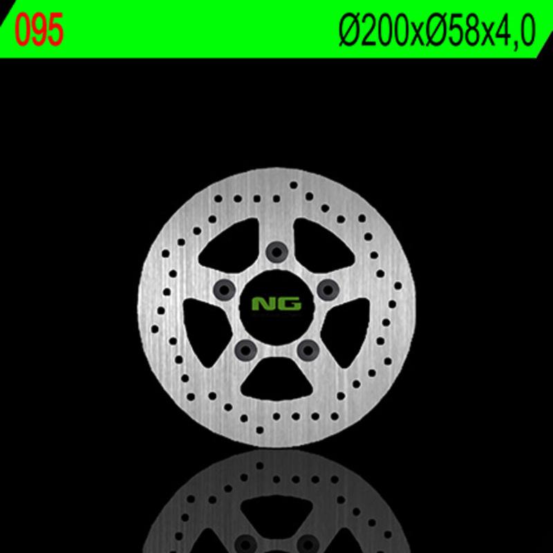 Disque de frein NG BRAKE DISC fixe - 095