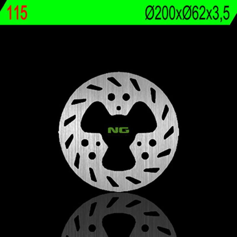 Disque de frein NG BRAKE DISC fixe - 115