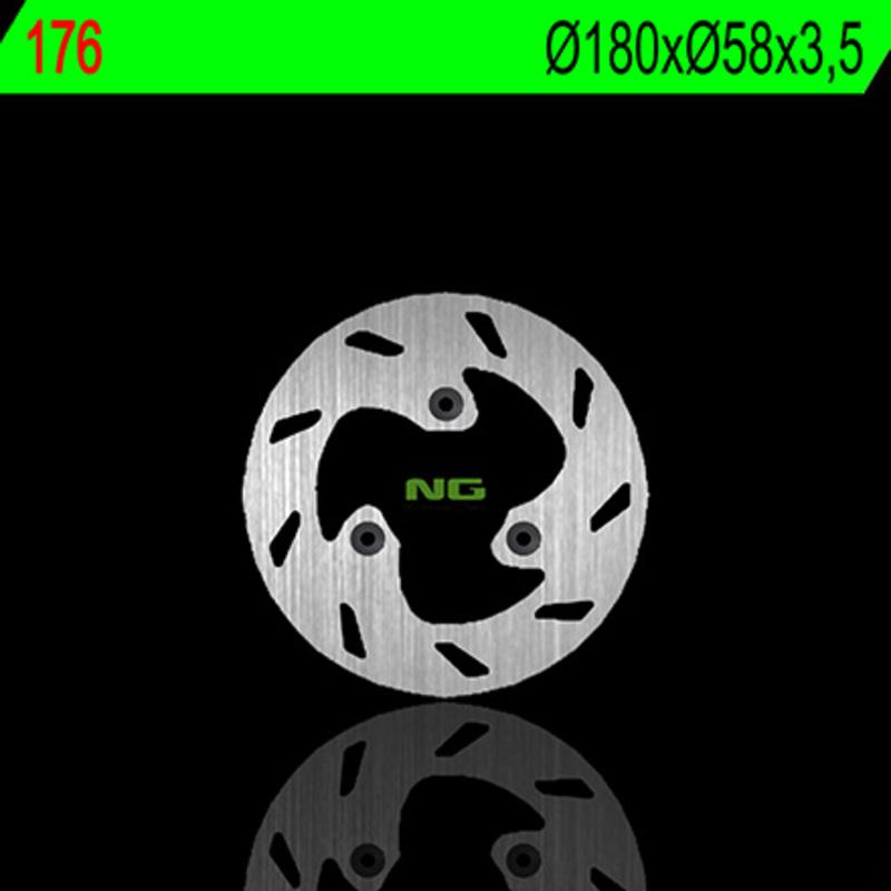 Disque de frein NG BRAKE DISC fixe - 176