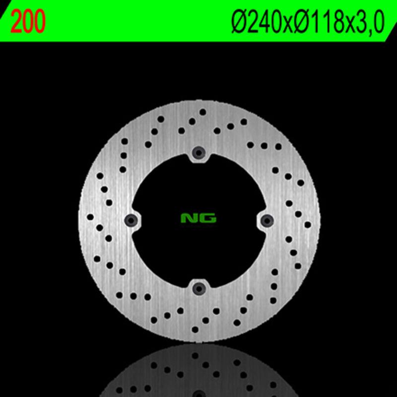 Disque de frein NG BRAKE DISC fixe - 200