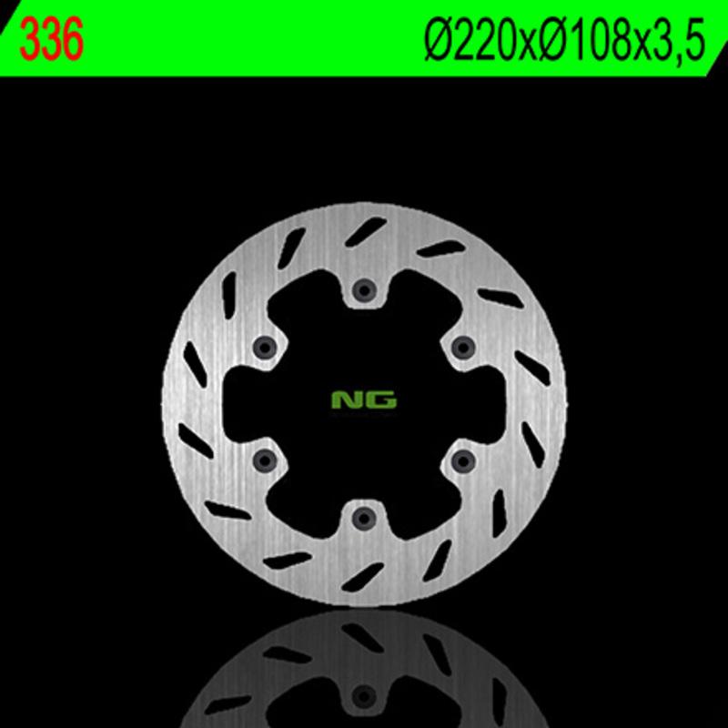 Disque de frein NG BRAKE DISC fixe - 336