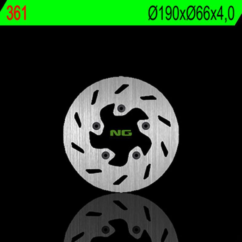 Disque de frein NG BRAKE DISC fixe - 361
