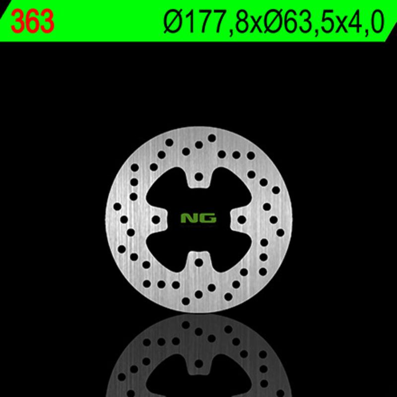 Disque de frein NG BRAKE DISC fixe - 363