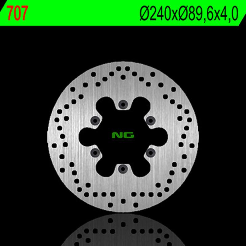 Disque de frein NG BRAKE DISC fixe - 707
