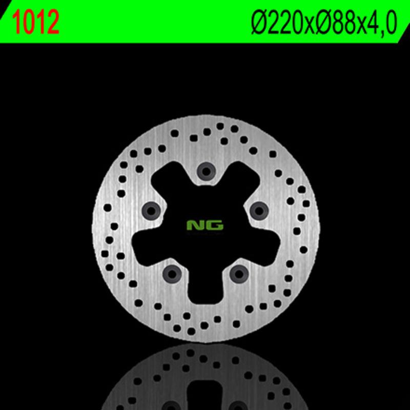 Disque de frein NG BRAKE DISC fixe - 1012