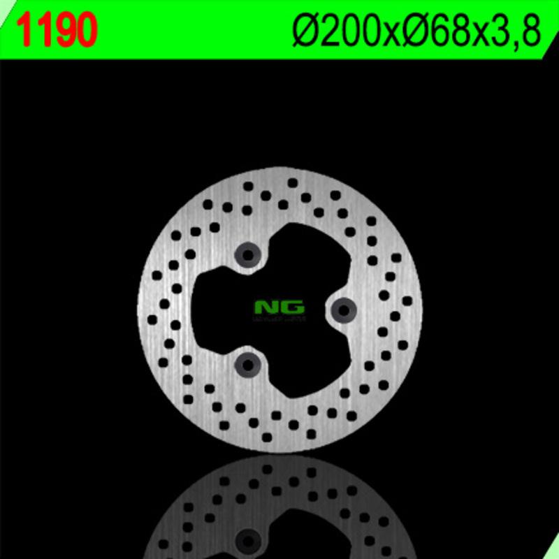 Disque de frein NG BRAKE DISC fixe - 1190