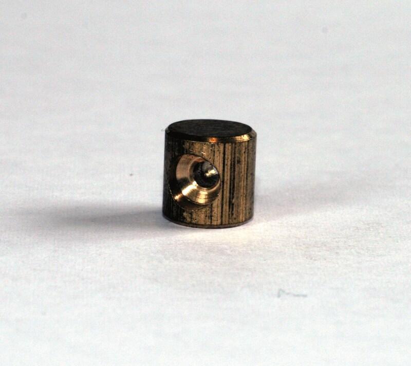 Douille de cable VENHILL - laiton 8X9mm
