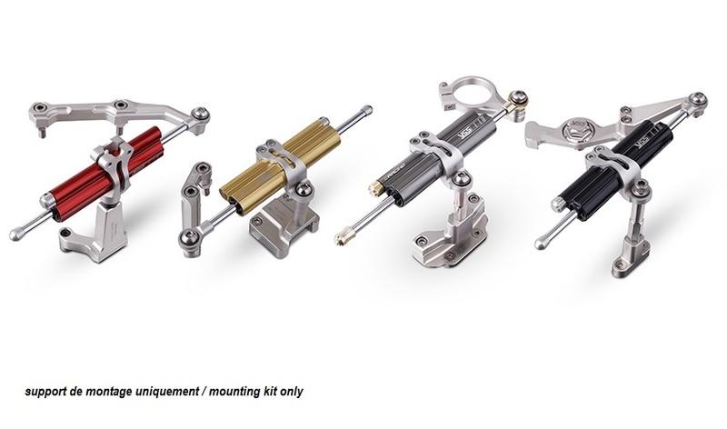Kit montage amortisseur de direction YSS Yamaha MT-07