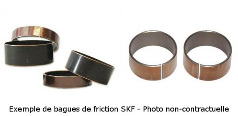 Bague de friction extérieure SKF fourche Showa Ø47mm