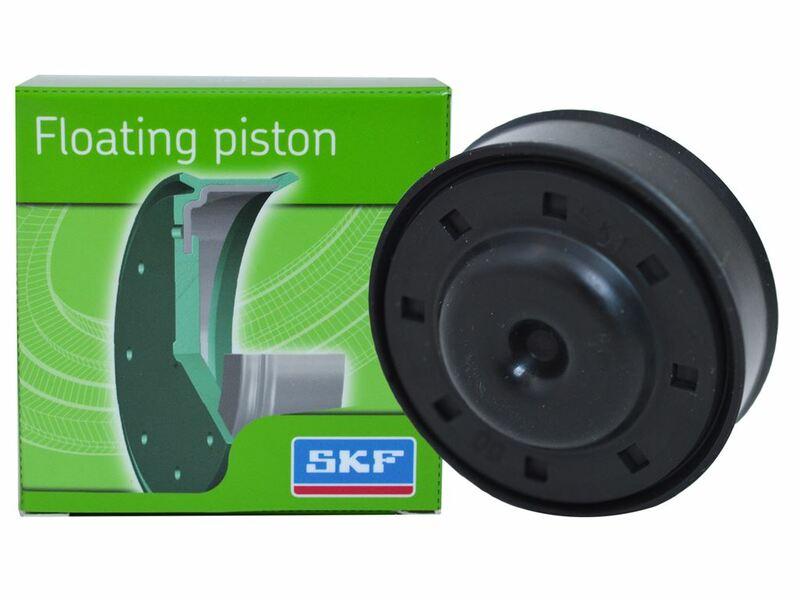 Piston flottant de cartouche SKF amortisseur WP