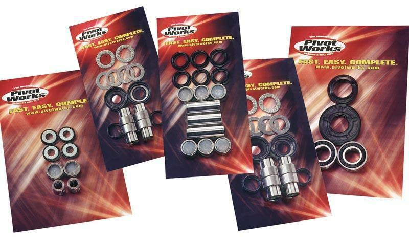 Kit réparation de bras oscillant Pivot Works Honda CRF250R