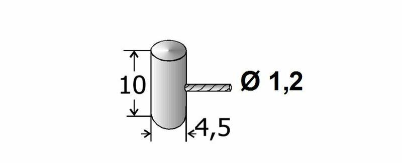 Cables de décompresseur adaptables TRANSFIL - 1.20m spécifiques MBK