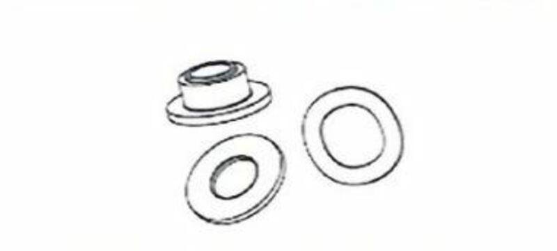 Kit rivets additionnels pour disque de frein Brembo 35700006