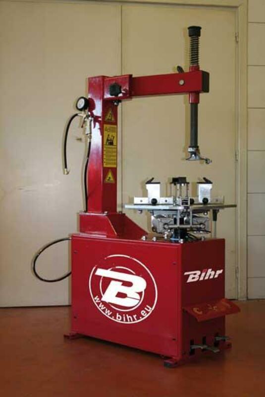 Machine à pneu BIHR Eco 380V - 3Ph semi-automatique