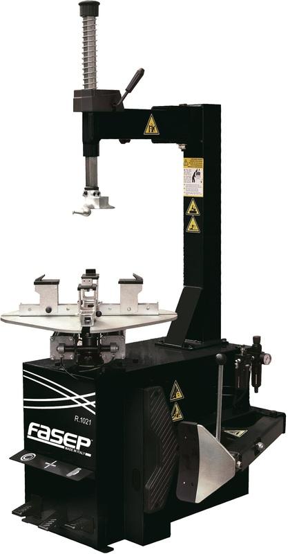 Machine à pneu FASEP semi-automatique 230V/1Ph noir