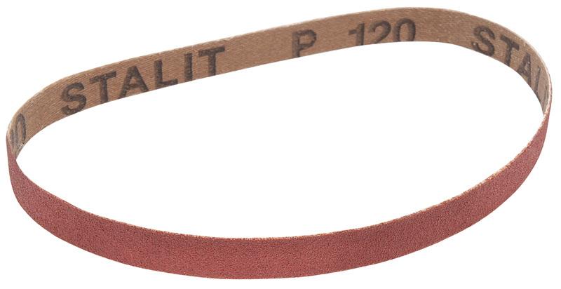Bande abrasive 10 x 330mm grain 120 oxyde d'aluminium DRAPER