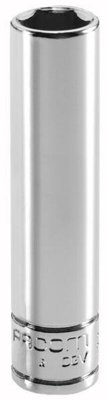 Douille longue FACOM 1/4'' 6mm - 6 pans