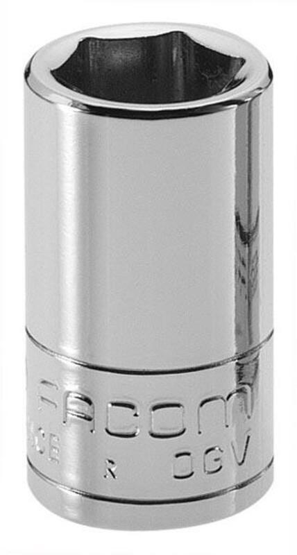 Douille FACOM 1/4'' 8mm - 6 pans