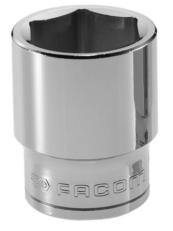 Douille FACOM OGV® 1/2'' 21mm - 6 pans