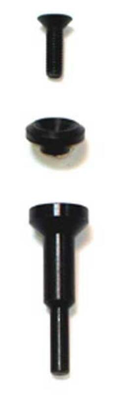 Support sur tige PTS OUTILLAGE  vis frontale Ø10mm - tige 6mm