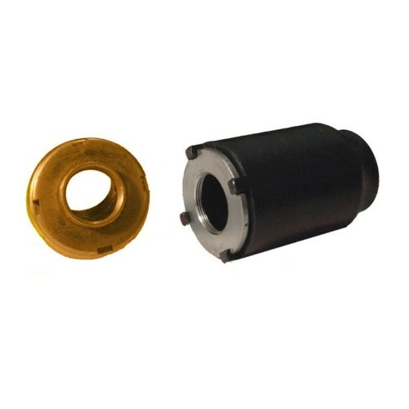 Douille à créneaux JMP pour colonne de direction Øint.36mm/Øext.50mm 4 crans