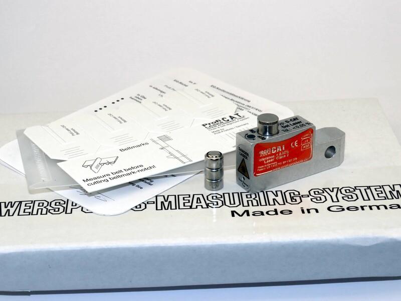 Boîtier d'alignement chaîne laser PROFI PRODUCTS 12mm version point laser