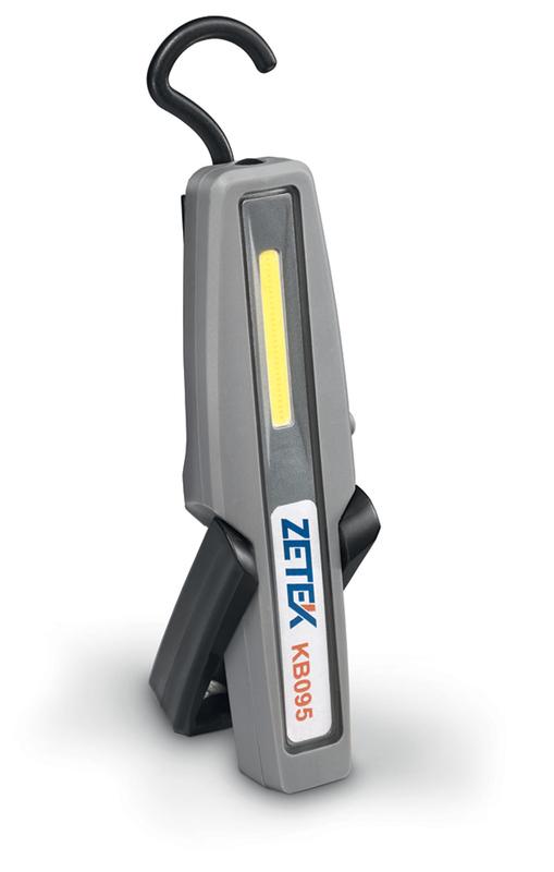 Lampe baladeuse echargeable ZECA LED 250/800 Lux