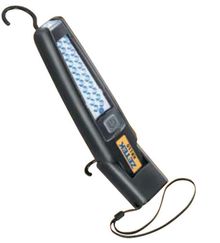 Baladeuse à LED rechargeable ZECA