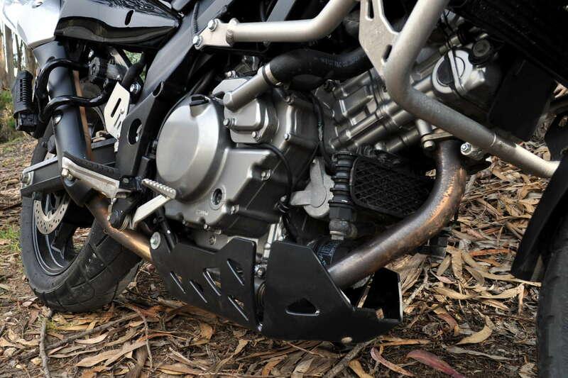 Sabot BIHR Trail - aluminium Suzuki DL650 V-Storm