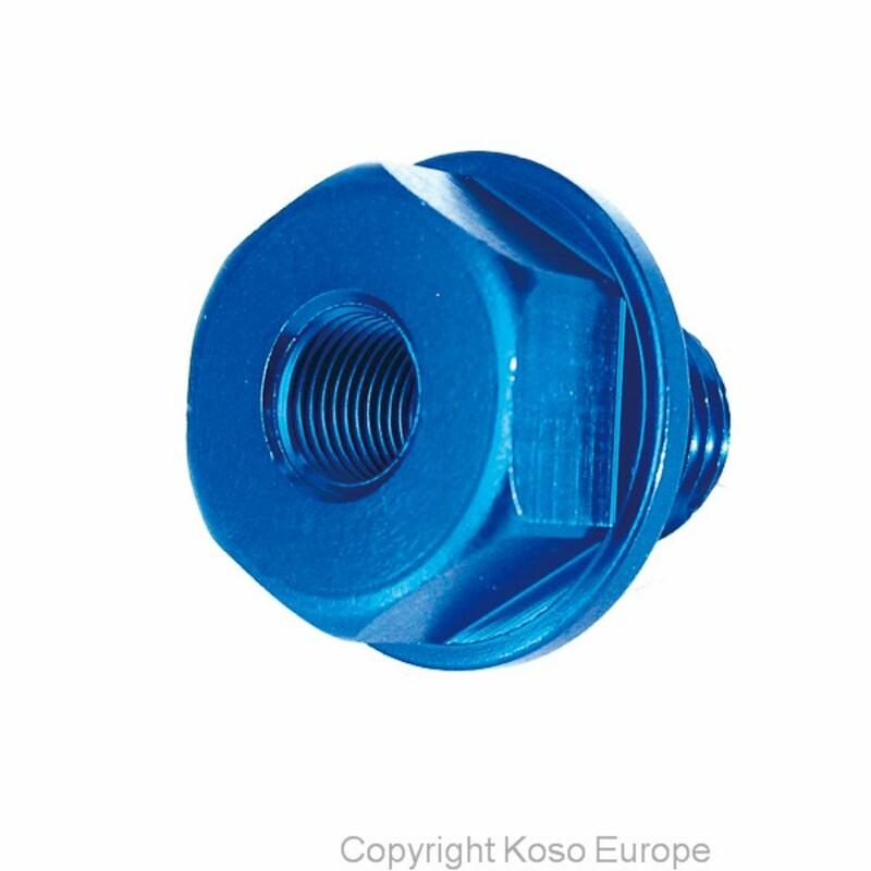 Vis adaptateur sonde de température d'huile  M12x1,5x15mm Koso