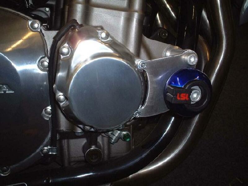 KIT FIXATION CRASH PAD POUR CB1300
