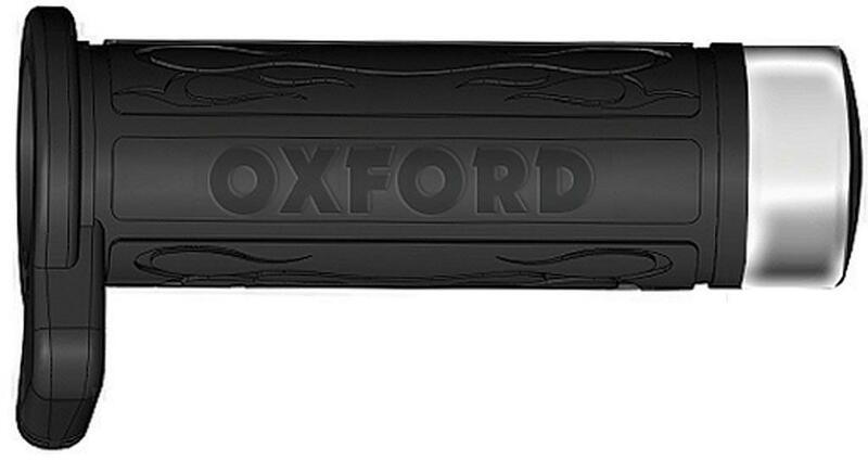 Poignées chauffantesS OXFORD CRUISER (CUSTOM Ø25mm)