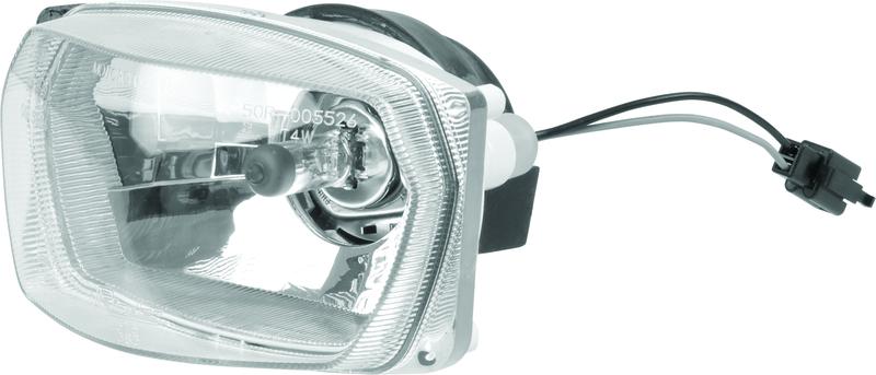 Ampoule POLISPORT H4 Halogène Plaque Phare 12V/35W