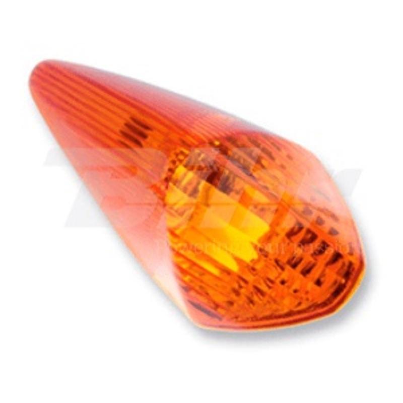 Clignotant avant gauche V PARTS type origine optique orange