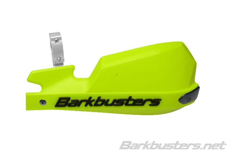 Kit protège-mains BARKBUSTERS VPS MX Universel jaune HiViz