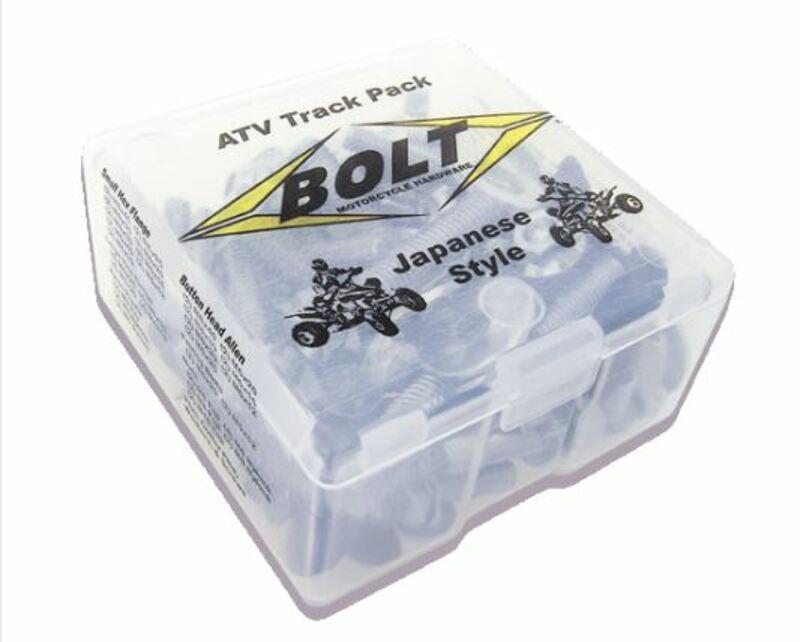 Track Pack Bolt ATV Honda/Kawasaki/Suzuki/Yamaha
