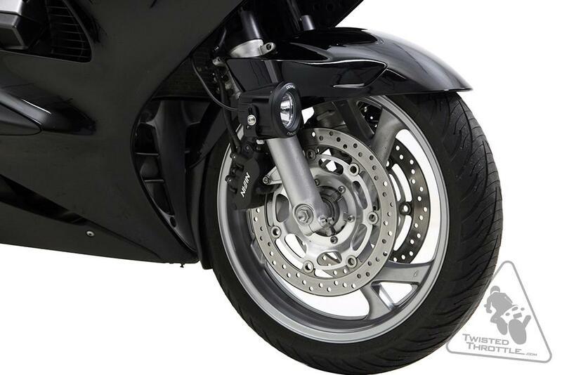 Support éclairage DENALI Honda ST1300