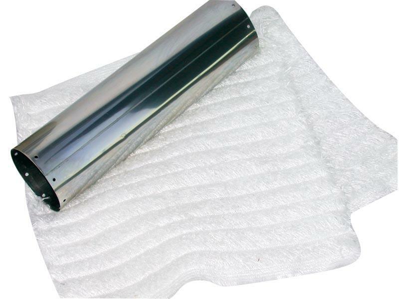 Absorbant phonique en plaque ACOUSTA-FIL haute température 500x500mm