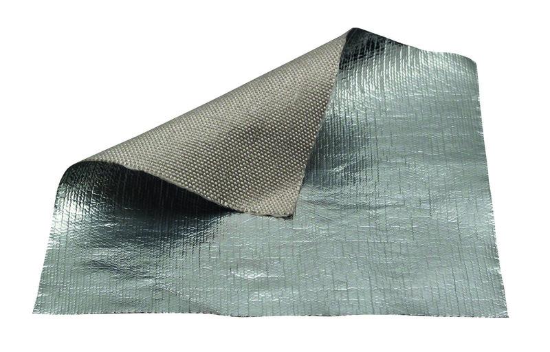 Plaque pare-chaleur ACOUSTA-FIL 250x250mm 600gr