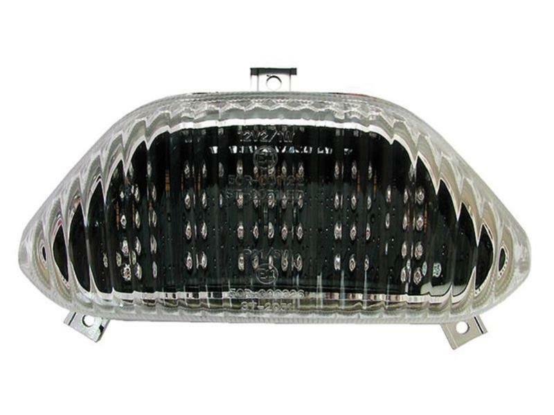 Feu arrière BIHR LED avec clignotants intégrés Suzuki GSF600/1200 N/S Bandit